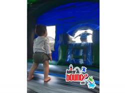 minibluecrush combobouncehouse palmbeachpartyplanning wellingtoneventrental junobeachdunktank balloonartist facepainting stiltwalker 510841909 Mini Blue Crush Combo *(30L 13W 12H)