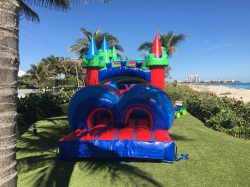 22 Foot Deluxe Obstacle *(22L 13W 16H)
