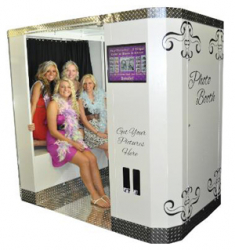 Elite Photo Booth (SILVER PACKAGE)