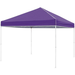 10 x 10 Pop Up Tent (Purple)