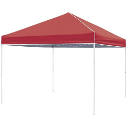 10 x 10 Pop Up tent (Red)