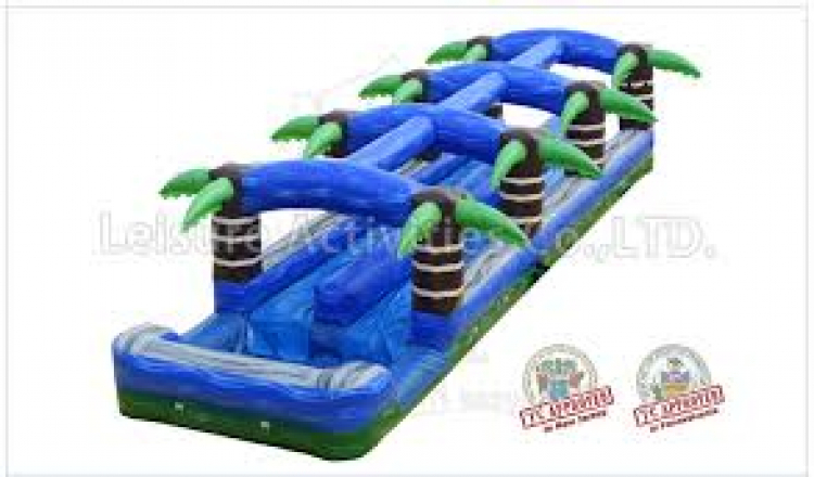 high quality water slide rental