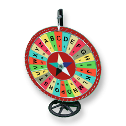 Prize Wheel 36
