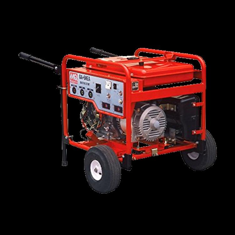 Generator: 6000W
