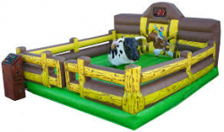 Mechanical Bull - Rodeo Style