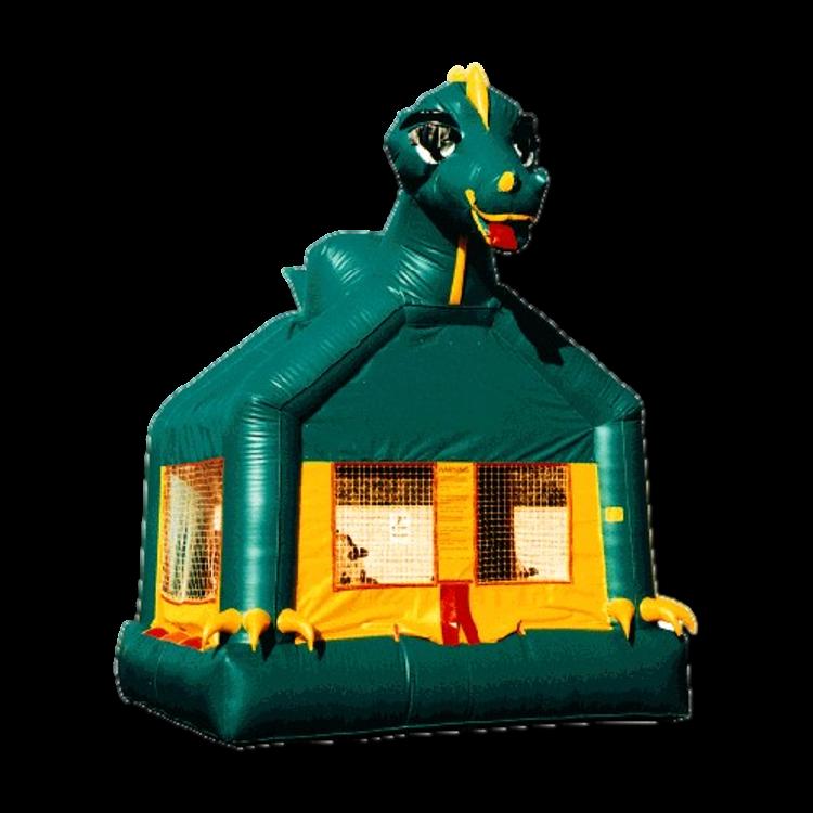 Green Dragon Bounce