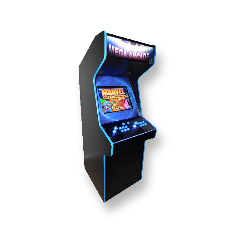 Arcade 80s & 90s, 2-Player