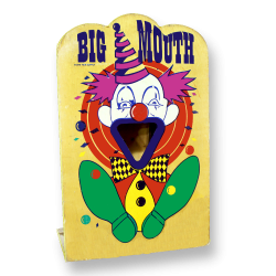 Big Mouth Clown Toss