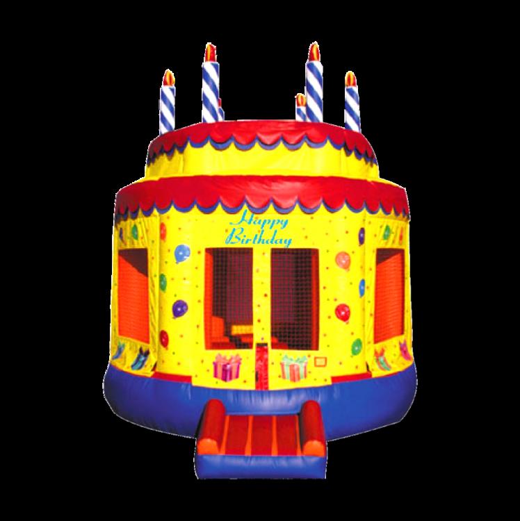 Birthday Cake Bounce