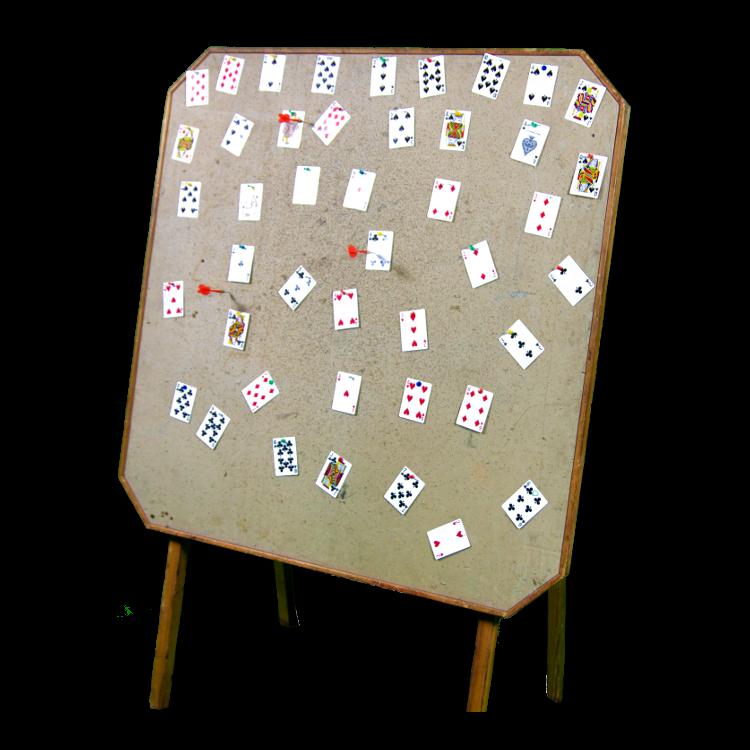 Card Darts