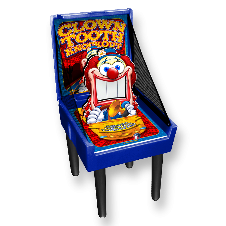 Clown Tooth Knockout