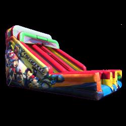 25' Xtreme Dual Lane Slide