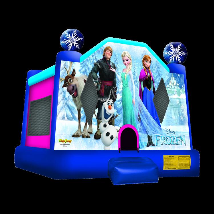 Frozen Bounce