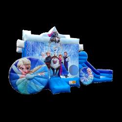 Frozen Carriage Bounce n Slide