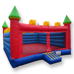 Giant Castle Bounce