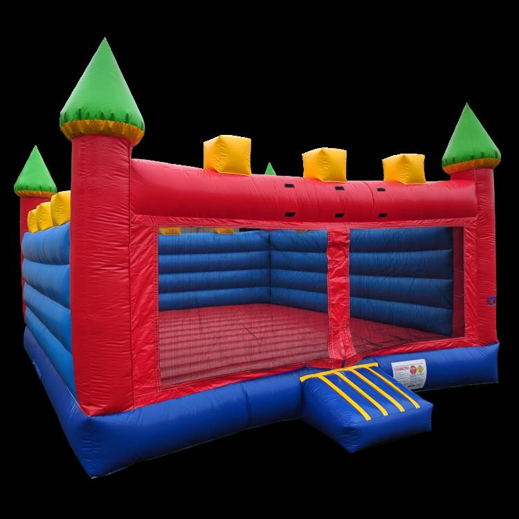 Giant Castle Bounce