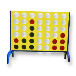 Giant Connect Four - Wood