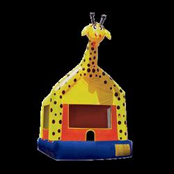 Giraffe Bounce