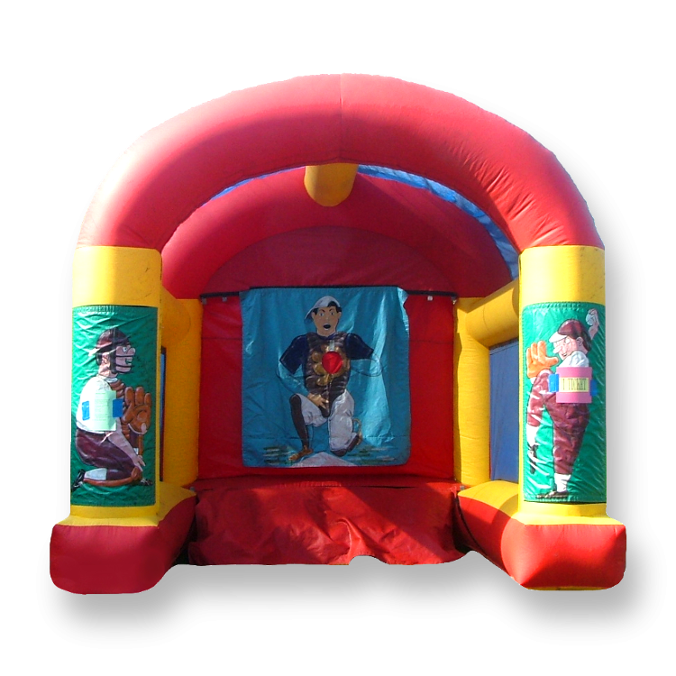 Inflatable Ball Throwing Dome