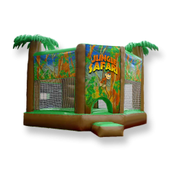 Jungle Safari Bounce