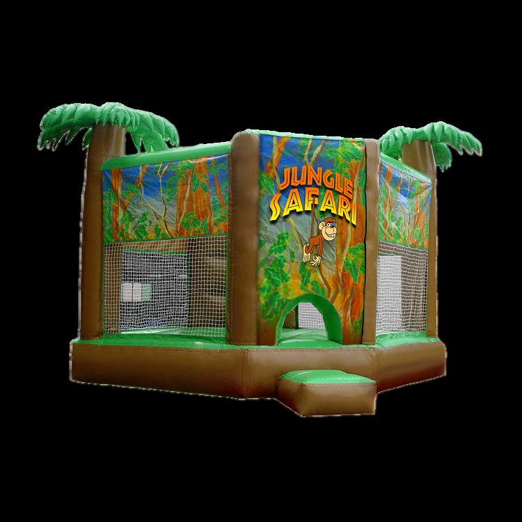 Jungle Safari Bounce