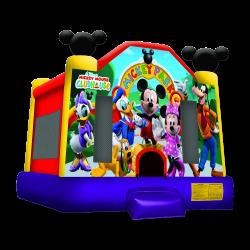 Mickey Park Bounce