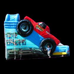23' Monster Truck Slide