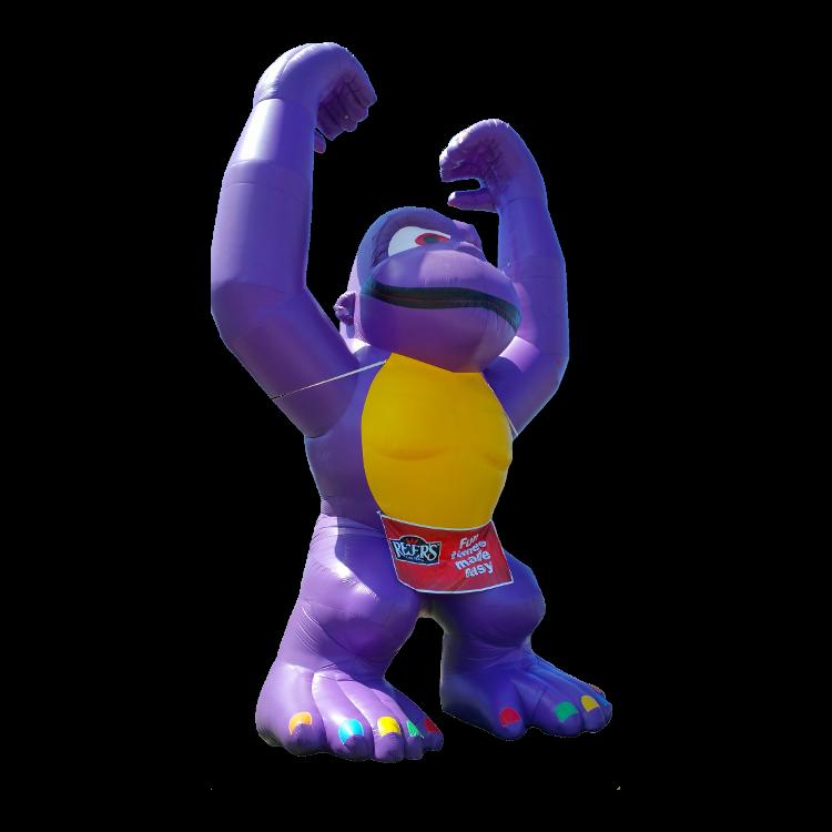 Purple Gorilla