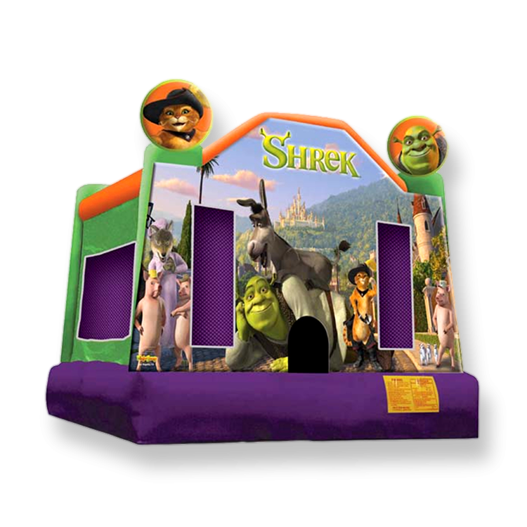 Shrek Bounce