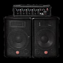 Sound System w/ PA