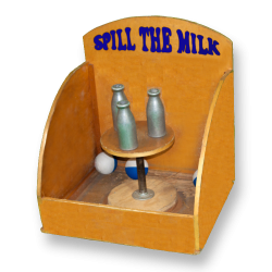 Spill The Milk