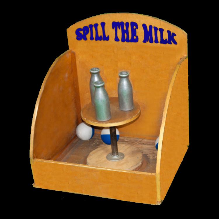 Spill The Milk