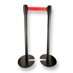 Stanchions - retractable
