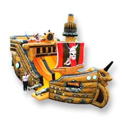 Swashbuckler Pirate Ship