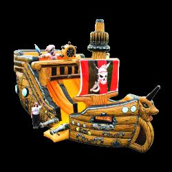 22' Swashbuckler Pirate Ship Slide