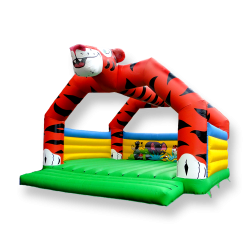 Tiger Jungle Bounce