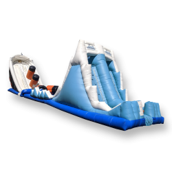 Titanic & Iceberg Obstacle Course