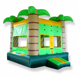 Tropical Castle Bounce