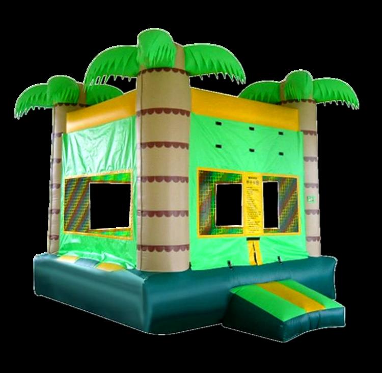 Tropical Castle Bounce