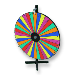 Prize Wheel Wipe Off
