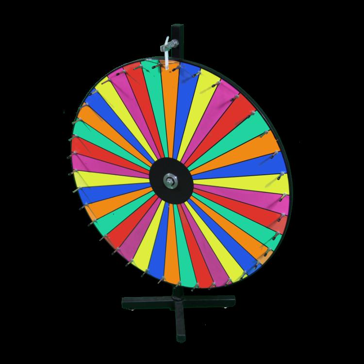 Prize Wheel Wipe Off