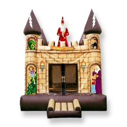 Wizards Castle Bounce