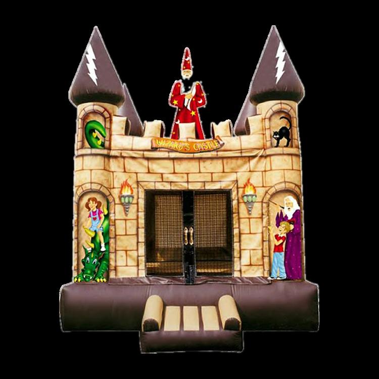 Wizards Castle Bounce