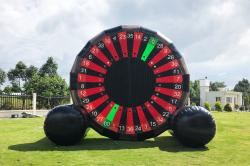 Roulette Dart Challenge