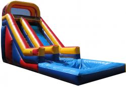Mega Slide - Wet
