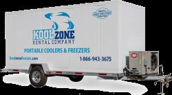 6X16 Freezer Trailer