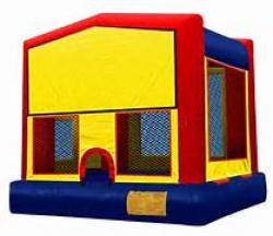 Ninja Jump Modular Bounce House