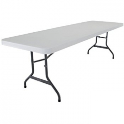 8 Foot Folding Table