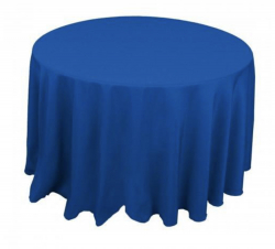 Royal Blue Table Cloths