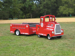 Red Rescue engine